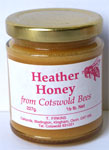 Cotswold Bees Heather Honey 227g