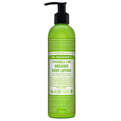 """Dr. Bronner's Magic """"All One"""" Patchouli Lime Hand & Body Lotion"""