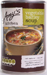 Amy's Vegetable Barley Soup