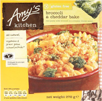 Amy's Broccoli & Cheddar Bake