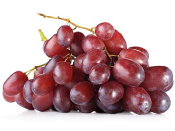Grapes Red ~ Seedless ~ Organic ~ 500g