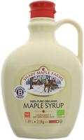 Shady Maple Farms Maple Syrup Organic 1.89lt