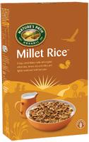 Nature's Path Millet Rice Organic