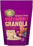 Nature's Path Gluten Free Nice & Nobbly Berry Granola Organic