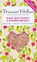 Primrose's Kitchen Raw Beetroot & Ginger Muesli
