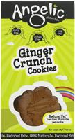 Angelic Cookies Ginger Crunch Cookies