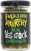 9 Meals From Anarchy Real Garden Herb Veg Stock Organic