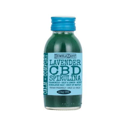 Bumblezest Lavender CBD Spirulina