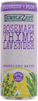 Bumblezest Rosemary Thyme Lavender Sparkling Water