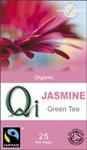Qi Organic Jasmine Green Tea 25 Bags