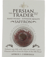 Persian Trader Saffron 125mg