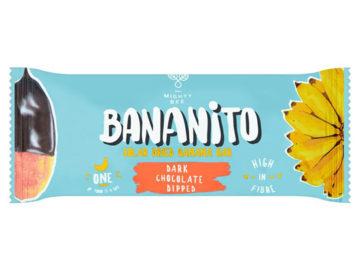Bananito Dark Chocolate Dipped Bar