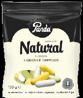 Panda Liquorice Torpedos