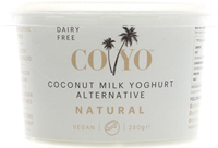 CoYo Coconut Milk Yoghurt 250g