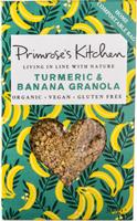 Primrose's Kitchen Turmeric & Banana Granola Organic