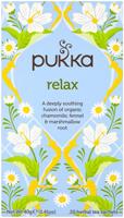 Pukka Relax Tea Organic ~17% OFF