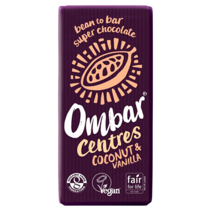 Ombar Centres Coconut & Vanilla Organic