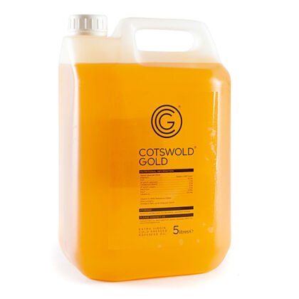 Cotswold Gold Extra Virgin Cold Pressed Rapeseed Oil 5lt