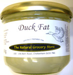 The Natural Grocery Store Duck Fat