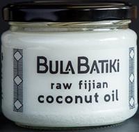 Bula Batiki Raw Fijian Coconut Oil Organic