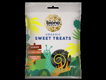 Biona Sweet Treats Licorice Spirals Organic