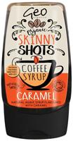 Geo Organics Skinny Shots Coffee Syrup Caramel Organic