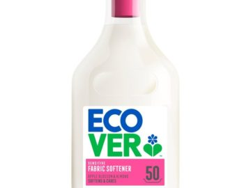 Ecover Apple Blossom & Almond Fabric Softener 1.5l