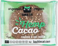 Kookie Kat Hemo Cacao Cookie