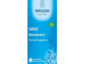 Weleda Sage Deodorant Spray 100ml