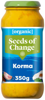 Seeds Of Change Korma Sauce Organic