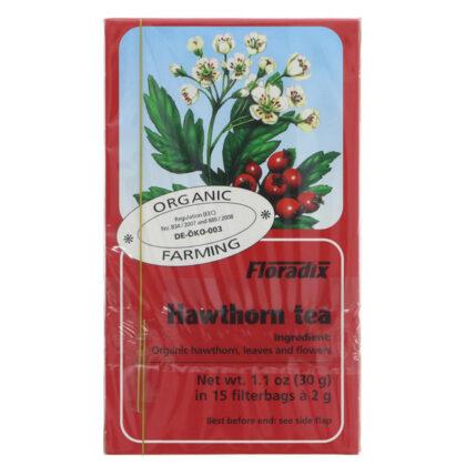 Floradix Hawthorn Tea Organic