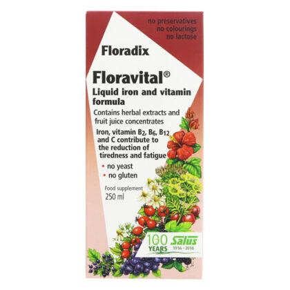 Floradix Floravital Formula 250ml