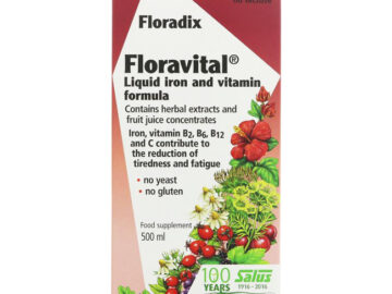 Floradix Floravital Formula 500ml