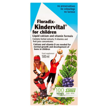 Floradix Salus Kindervital Formula for Children 500ml