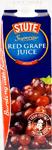 Stute Superior Red Grape Juice