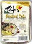 Taifun Smoked Tofu With Almonds & Sesame Seeds Organic