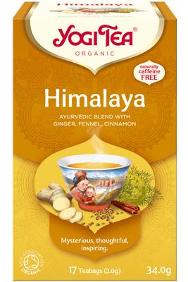 Yogi Himalaya Tea Organic