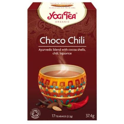 Yogi Choco Chili Aztec Spice Organic Teabags