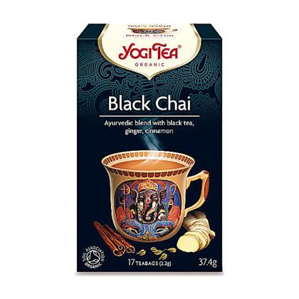Yogi Black Chai Organic