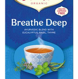 Yogi Breathe Deep Tea Organic