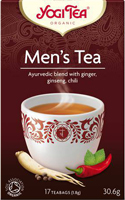 Yogi Men's Tea Organic