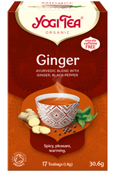 Yogi Ginger Tea Organic