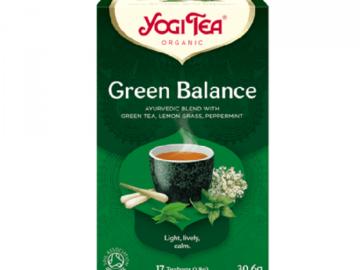 Yogi Green Balance Organic Tea