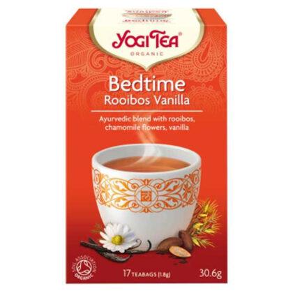 Yogi Bedtime Rooibos Vanilla Organic