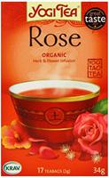 Yogi Rose Tea Organic