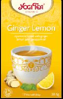 Yogi Ginger Lemon Tea Organic