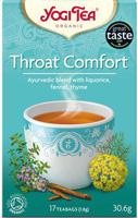 Yogi Throat Comfort Tea Organic