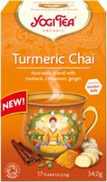Yogi Tea Turmeric Chai Organic