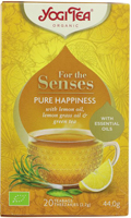 Yogi For The Senses Pure Happiness Organic
