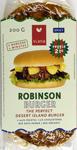 Viana Veggie 2 Go Robinson burger 200g